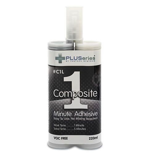 Pluseries Composite Adhesive 220ml Fabtech Systems