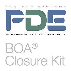 PDE Revofit / BOA Closure Kits