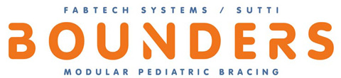 Bounders Pediatric Modular Dynamic Bracing. Resolve hard to treat pediatric foot and ankle conditions.