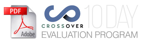 Please download and review or CrossOver Knee Evaluation Program PDF.