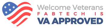 Fabtech is VA Approved