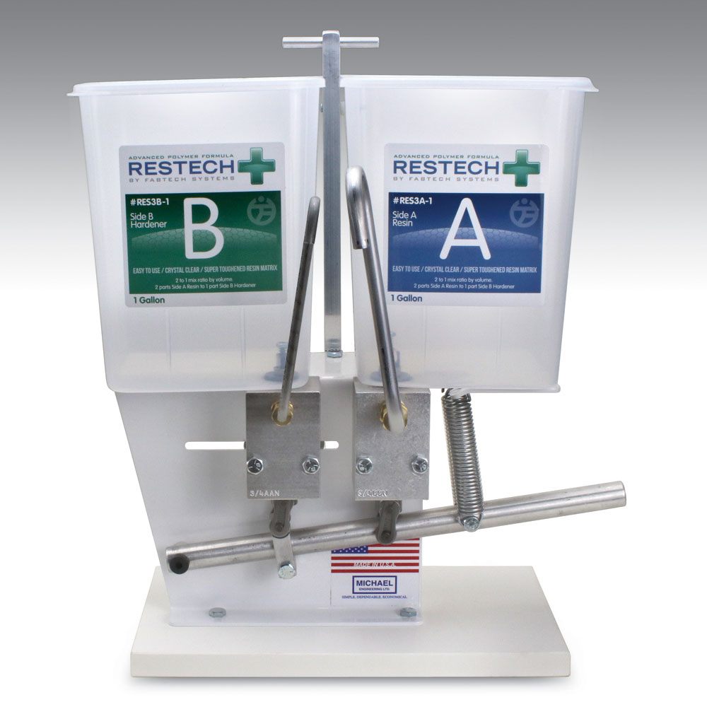New! Fabtech Systems Epoxy Meter Mixer   Fabtech Systems