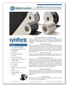 Synthex Product Information Sheet PDF